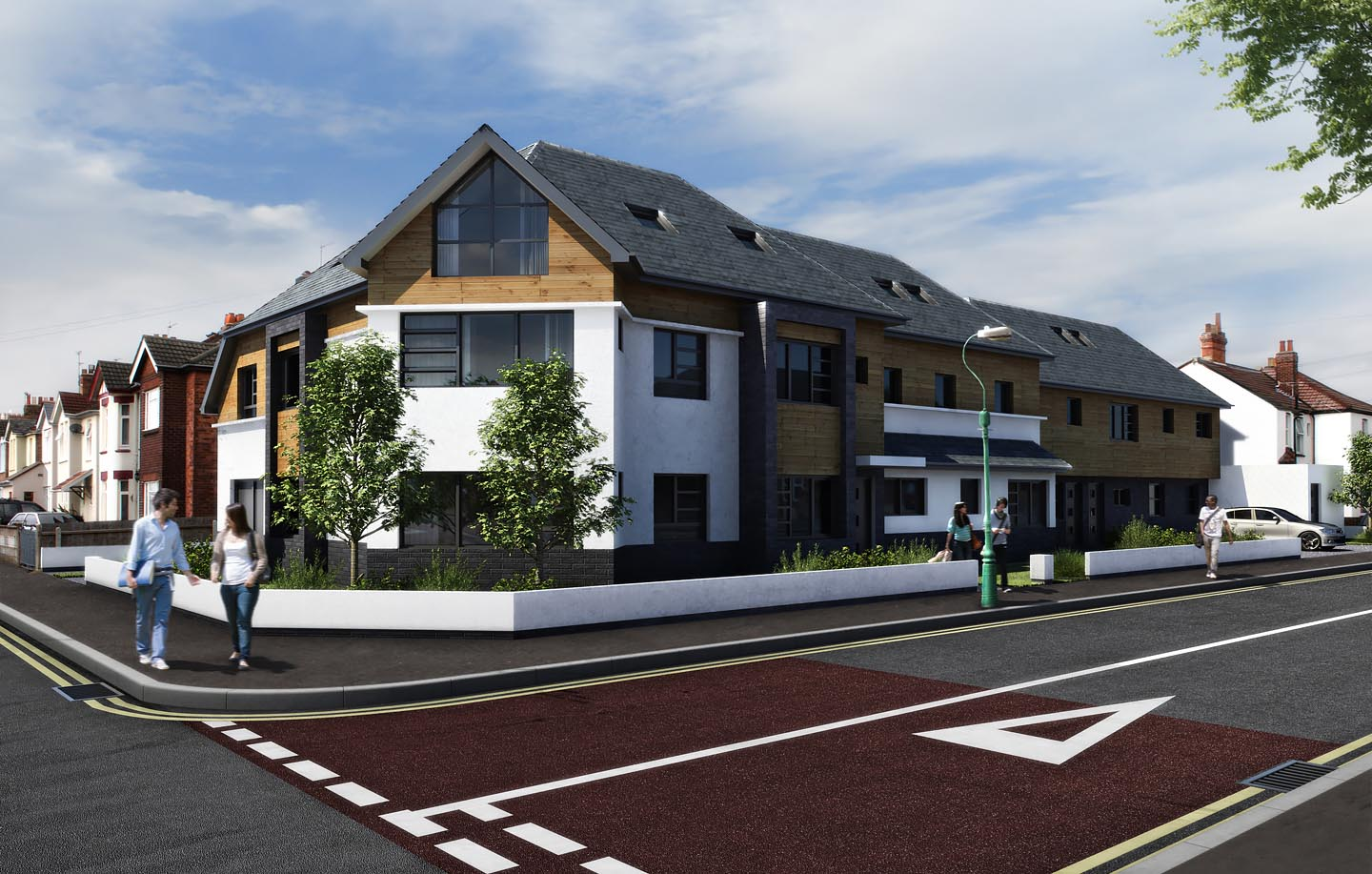 Student Accommodation Projects